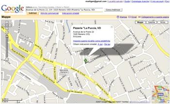 Google Map-Search