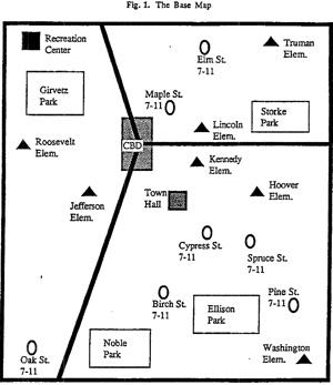 Golledge Map-Reading